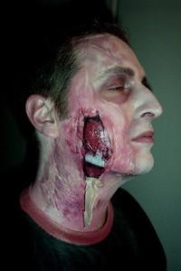 Zombie close up!